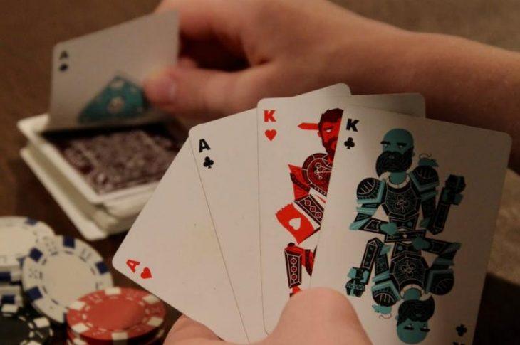 ความกลัวในการเล่นคาสิโน